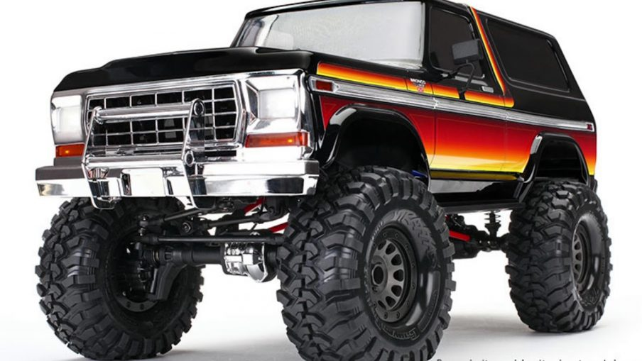 Ford Bronco Crawler